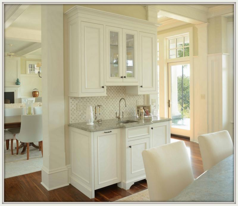 main wet bar